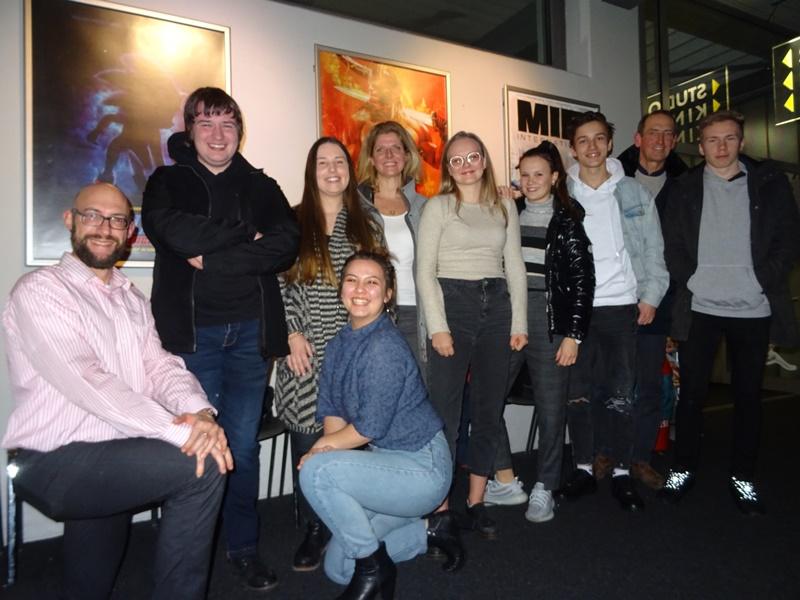 Düsseldorf Kino Englisch Programm